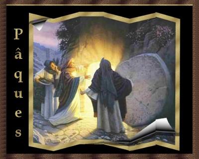 Lumière de Pâques